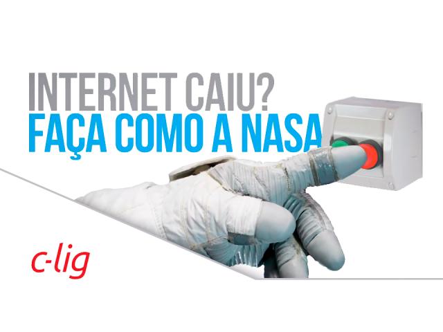 Minha internet caiu, como consertar? Neste vídeos vou te explicar de que mandeira você pode resolver qualquer eventualidade com a sua internet.