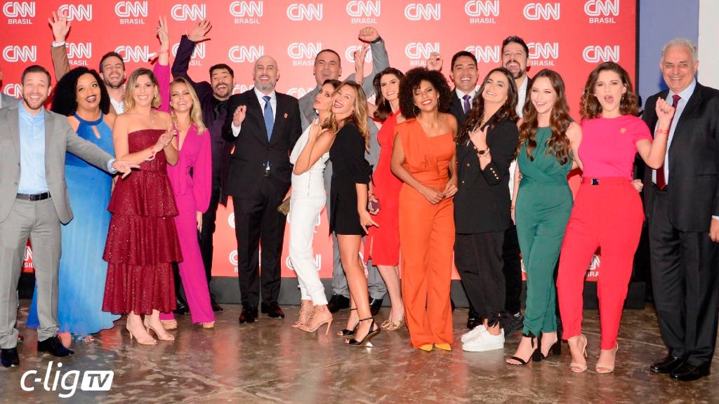 Agora todos os assinantes contam com mais um canal de qualidade na sua grade de programação. A chegou no Brasil e na C-lig, a CNN.
